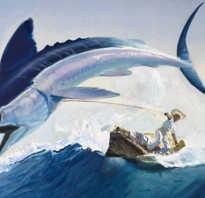 Краткое содержание повести старик и море