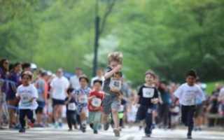 Легкая атлетика для детей вред и польза. Спорт для развития ребёнка