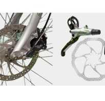 Установка дискового тормоза вместо v brake. Регулировка дискового тормоза на велосипеде