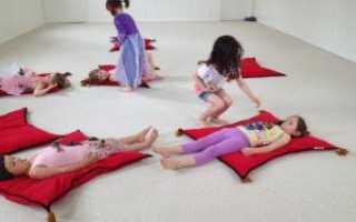 Релаксационные упражнения для детей. Картотека релаксационных игр и упражнений для дошкольников