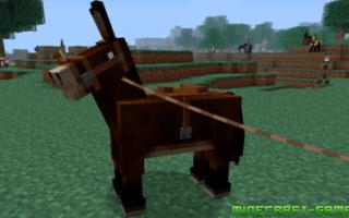 Крафт конской брони в minecraft. Как сделать броню для лошади в «майнкрафт» или на пути к становлению рыцарем