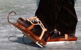 Кто придумал коньки? История изобретения коньков. Эволюция коньков: от Киммерийцев до наших дней