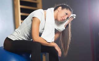 Как повысить потоотделение во время тренировки. Почему мы потеем на тренировке