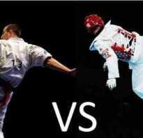 Карате, бокс или тхэквондо: что лучше, сравниваем дисциплины