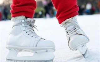 Можно ли, катаясь на коньках, похудеть. Сколько калорий сжигает катание на коньках