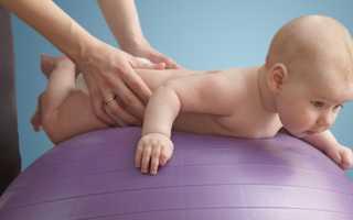 Упражнения на фитболе для ребенка 3 месяцев. Фитбол для грудничка – основные правила и упражнения