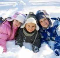 Спортивный праздник «Зимние забавы. Сценарий зимнего спортивного развлечения (на улице) для детей среднего возраста «Зимние забавы