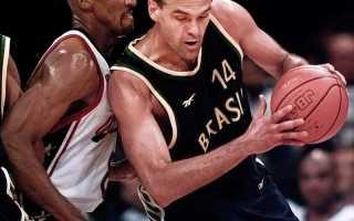 Известный баскетболист афроамериканец. Американский баскетбол: лучшие игроки в истории НБА