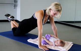 Упражнения можно делать сразу после родов. Лечебная гимнастика в послеродовом периоде. Дыхательная гимнастика для похудения
