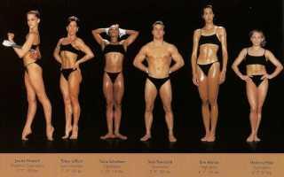 Как на самом деле выглядят фигуры спортсменов? Фотопроект «Атлет. Как выглядят тела спортсменов разных видов спорта