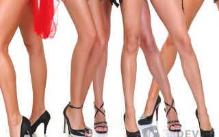 Йога для удлинения ног. Как удлинить ноги в домашних условиях