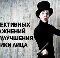 Мимика лица: упражнения, как развить красивую мимику. Какую информацию несет ваше лицо