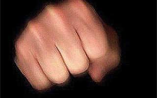 Как бить кулаком сильнее. Как правильно бить кулаком, не травмируя руку