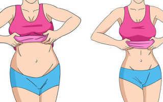 Какие делать упражнения убрать низ живота. Упражнения для подтяжки низа живота. Другие способы избавления от жира внизу живота