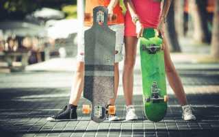 Лонгборд или скейтборд что лучше для ребенка. Состоит он из. Из чего состоит лонгборд