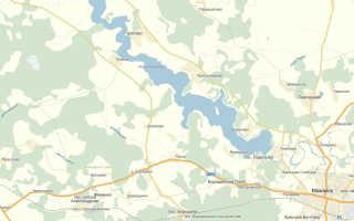 Карта можайского водохранилища с населенными пунктами. Можайское водохранилище — отдых и рыбалка: фото, видео и карта водохранилища Можайска