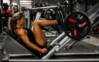 Как увеличить худые ноги. Как правильно накачать ноги, упражнения для худых ног