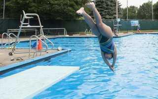 Максимальная высота вышки для прыжков в воду. Самый высокий в мире прыжок в воду