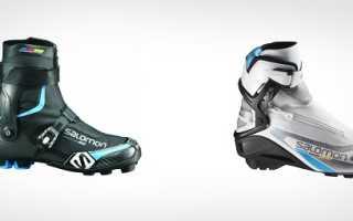 Как выбрать размер лыжных ботинок. Как выбрать беговые лыжи