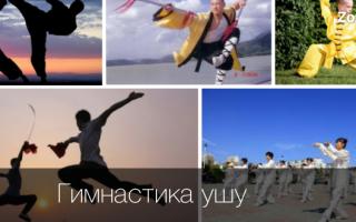 Китайская гимнастика- упражнения для начинающих для похудения и оздоровления, видео. Оздоровительная гимнастика и комплекс упражнений ушу
