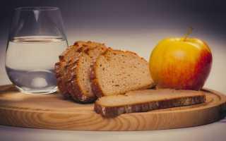 Хлебная диета для похудения. Диета на воде и хлебе: меню, результаты и отзывы