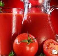 Томатный сок для похудения: польза и вред. Томатный сок для похудения бедер и тонкой талии без сложных диет
