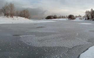 Минимальная толщина льда для человека. Ледостав – это особый период в природе
