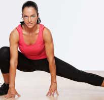 Упражнения с резинкой на внутренние мышцы бедра. Эффективные упражнения для похудения внутренней поверхности бедер. Сведение ног с фитболом