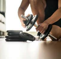 Можно ли накачаться с помощью гантелей. Как накачаться гантелями в домашних условиях. Базовые упражнения дома