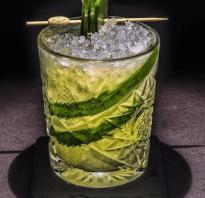 Рецепт детокс напитка для похудения с имбирем, огурцом, мятой и лимоном. Имбирь огурец лимон для похудения рецепт