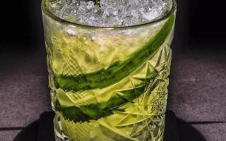 Напиток из имбиря лимона и огурца. Система похудения на основе имбиря, лимона и огурцов