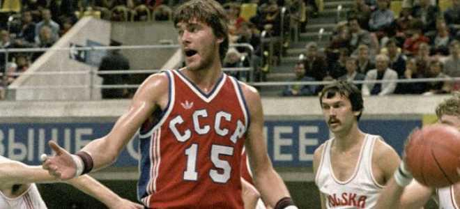 Испанский баскетбольный клуб за который играл сабонис. Баскетбольный гений арвидас сабонис. Что для вас самое сложное в воспитании детей