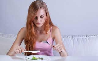 Как восстановиться после анорексии или набрать вес при чрезмерной худобе. Диета при анорексии: как выйти из состояния истощения за десять дней