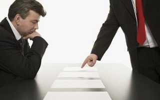 Что такое предвзятое отношение к сотруднику. Предвзятое отношение начальника. Вопросы юристу на Жалоба.net