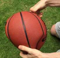 Сдувается детский резиновый мяч. Как накачать резиновый мяч