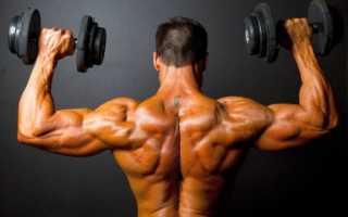 Лучшие упражнения с гирей. Как накачать плечи в домашних условиях