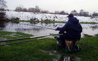 Рыбалка весной. Когда начинается весенняя рыбалка