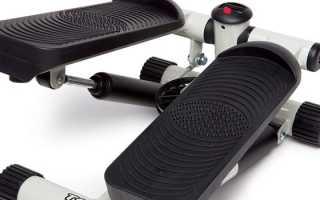 Тренировка на степпере. Занятия на степпере для похудения ног и ягодиц: примерная программа тренировок и комплекс упражнений