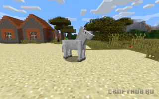 Майнкрафт где живет лошадь зомби. Как приручить лошадь в Minecraft