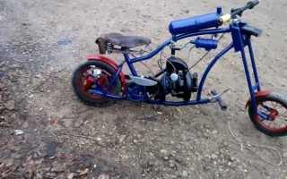 Что можно сделать из бензопилы — самоделки из бензопилы. Велосипед, мопед, картинг, квадроцикл из бензопилы своими руками