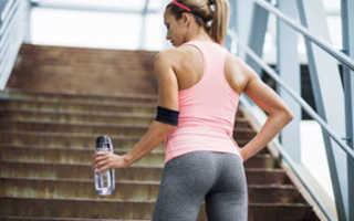 Ходьба по лестнице польза для мужчин. Ходьба по лестнице для похудения и укрепления ягодиц. Отзывы и результаты