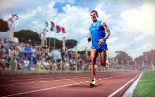 Доклад на тему: «Легкая атлетика. Виды легкой атлетики