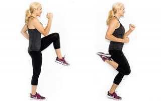 Полезен ли бег на месте для похудения? Полезен ли бег на месте