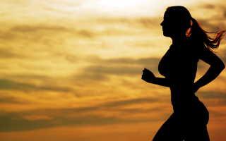 Правильный бег по утрам. Фото до и после. Как правильно бегать по утрам зимой