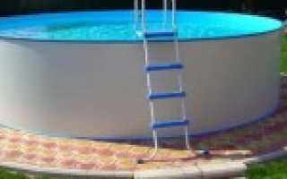 Идти ли в бассейн: за и против? Каркасный бассейн: плюсы и минусы