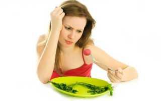 Самая строгая диета для сильных духом и телом